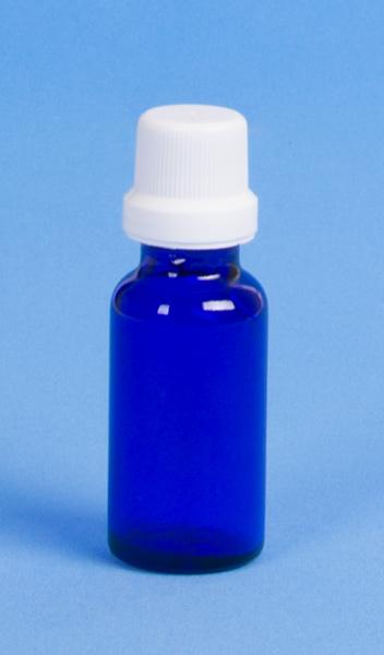 Gotero 20ml Cristal Azul